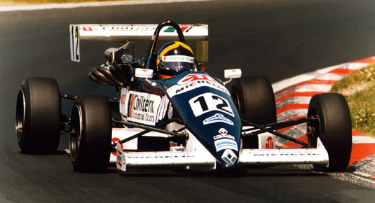 Thomas Erdos, Formula Renault Champion