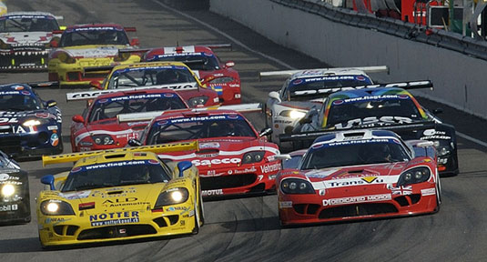 Thomas Erdos, Anderstorp, FIA GT 2003