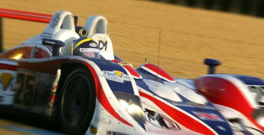 Thomas Erdos, Le Mans 24 Hours 2005