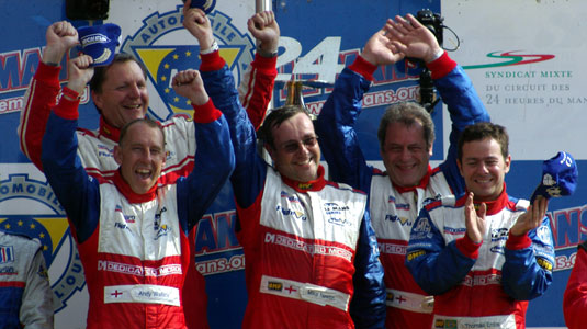 Thomas Erdos, Le Mans 24 Hours 2006