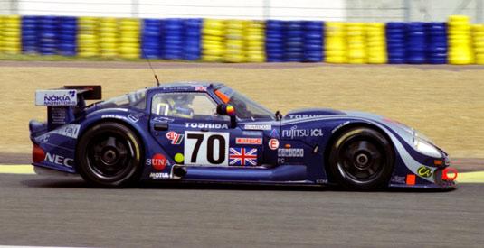 Thomas Erdos, Le Mans 1995