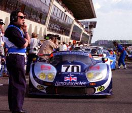 Thomas Erdos, Team Marcos, Le Mans 1995